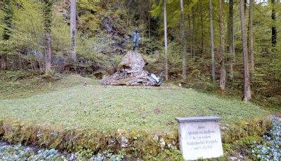 Kaiser Franz Joseph Jagdstandbild 3D Model