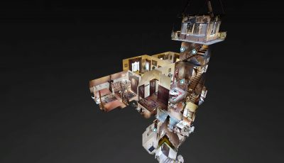 Villa im Salzkammergut 3D Model