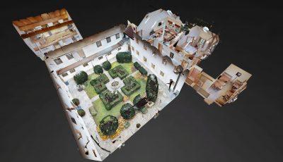 Bauernhofpension Herzog zu Laah 3D Model