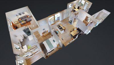 Genböck Musterhaus BEST AGER 3D Model